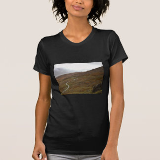 Healy Pass, Winding Road in Ireland. T-Shirt