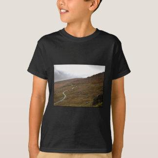 Healy Pass, Winding Road in Ireland. Tee Shirts