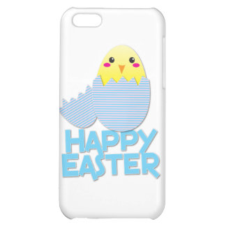 heappy easter super cute chick iPhone 5C cases