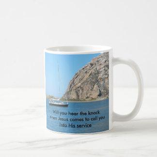 Hear Knock/Morro Bay Mug