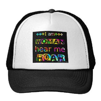 hear me roar cap