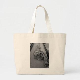 Hear Me Roar Large Tote Bag