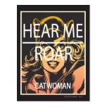 Hear Me Roar Post Cards