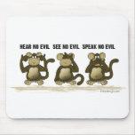 Hear No Evil Monkeys