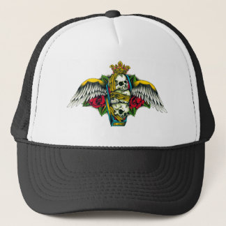 Hear No Evil See No Evil Speak No Evil Trucker Hat