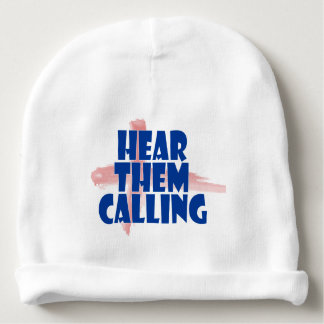 Hear Them Calling Baby Beanie