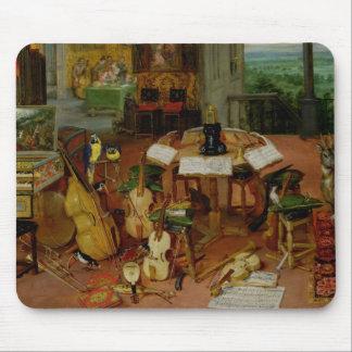 Hearing, 1617 mouse mat
