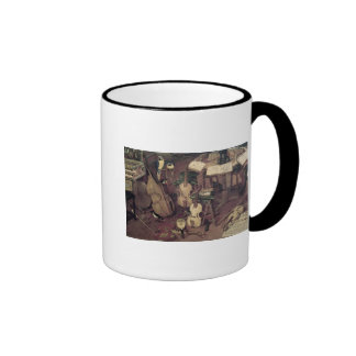 Hearing, 1617 coffee mug