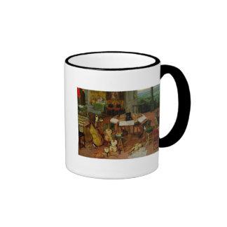 Hearing, 1617 coffee mugs