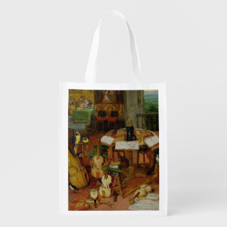 Hearing, 1617 reusable grocery bag