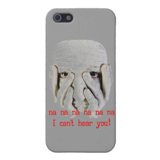 Hearing Impaired iPhone 5 Case