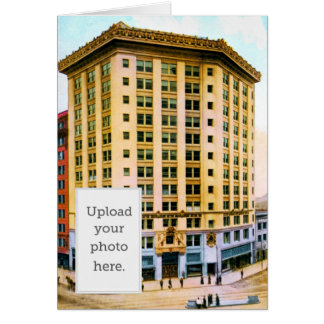 Hearst Building Greeting Card