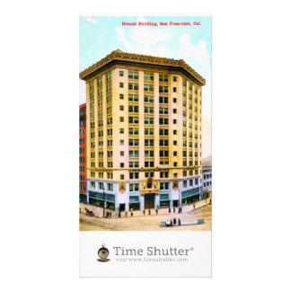 Hearst Building Custom Photo Card