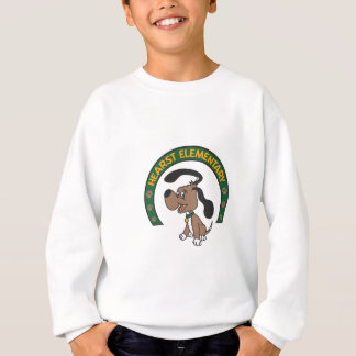 Hearst Elementary Classic Hound Logo Sweatshirt