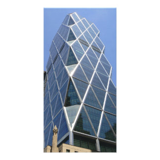 Hearst Tower Personalized Photo Card