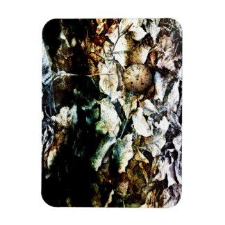 Heart 2012 rectangular photo magnet