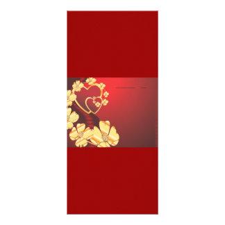 Heart-215.ai 10 Cm X 23 Cm Rack Card