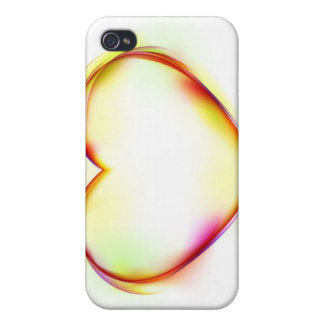 Heart 2 cases for iPhone 4