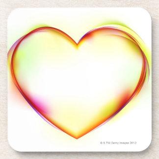 Heart 2 coaster