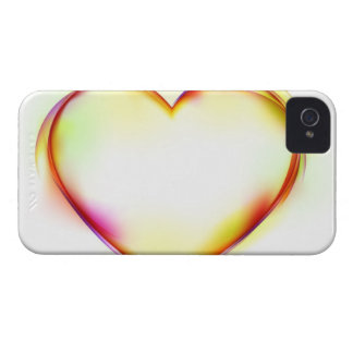 Heart 2 iPhone 4 case