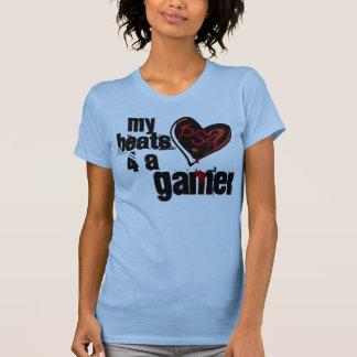 HEART 4 A GAMER T-Shirt