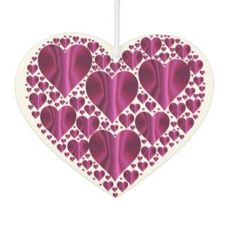 Heart Air Freshener/Hearts