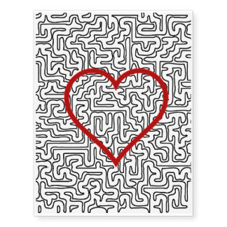 Heart and Labyrinth