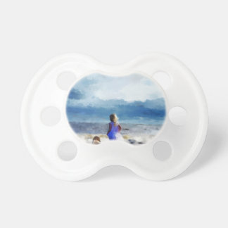 heart and mind BooginHead pacifier
