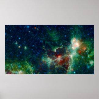 Heart And Soul Nebula Poster