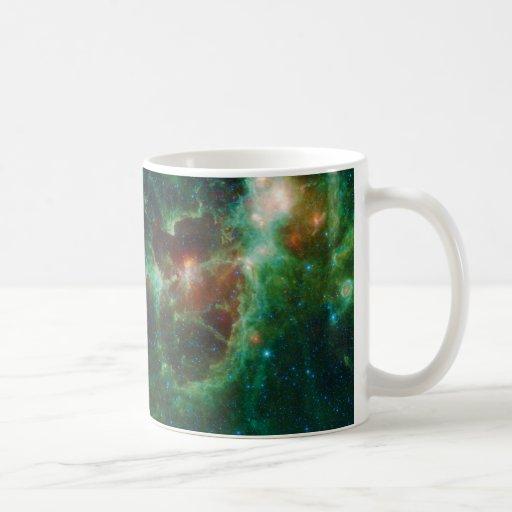 Heart and Soul Nebulae Mug