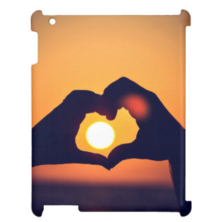 Heart and the Sun Case For The iPad