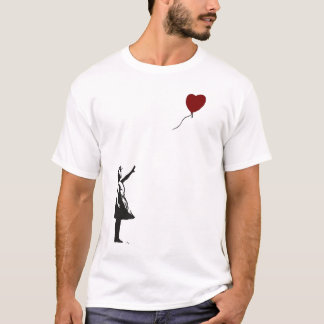 Heart Balloon T-Shirt