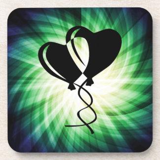 Heart Balloons; Cool Coasters