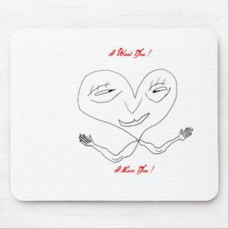 HEART BDDSHOP.jpg ARM Mouse Pad