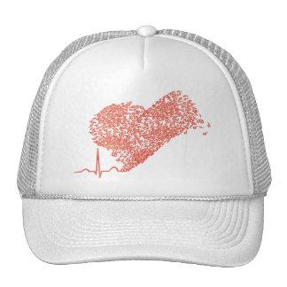 Heart_Beat Trucker Hat