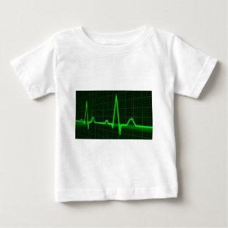 Heart Beat Pulse Trace Baby T-Shirt