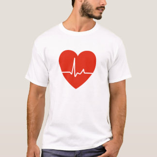 Heart Beats T-Shirt