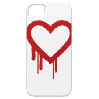 Heart Bleed iPhone 5 Cover
