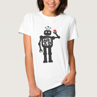 Heart Bot Apparel T Shirts