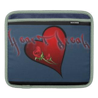 Heart Break iPad Sleeve