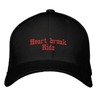 Heart break Kidz Baseball Cap