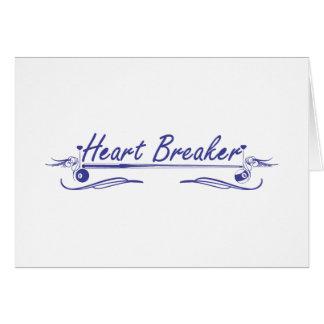 Heart Breaker Card