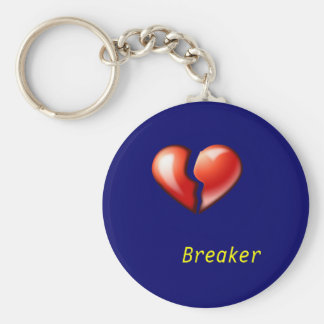 Heart Breaker Keychain
