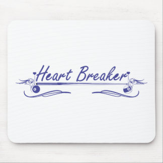 Heart Breaker Mouse Mat