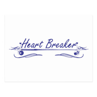 Heart Breaker Postcard