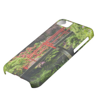 Heart Bridge with blossoming rhododendrons, iPhone 5C Case