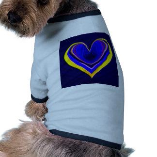 Heart Bright Doggie T-Shirt