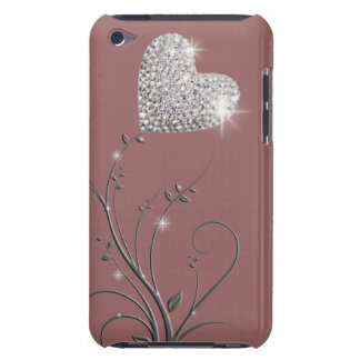 Heart brilliant lovely design barely there iPod cover