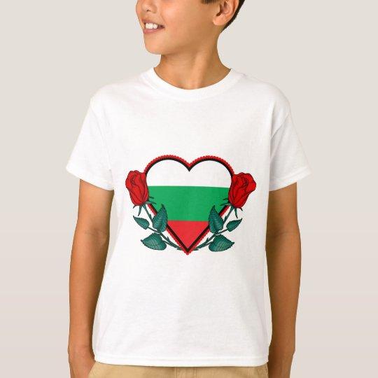 Heart Bulgaria T-Shirt