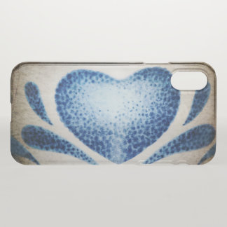 Heart by Shirley Taylor iPhone X Case